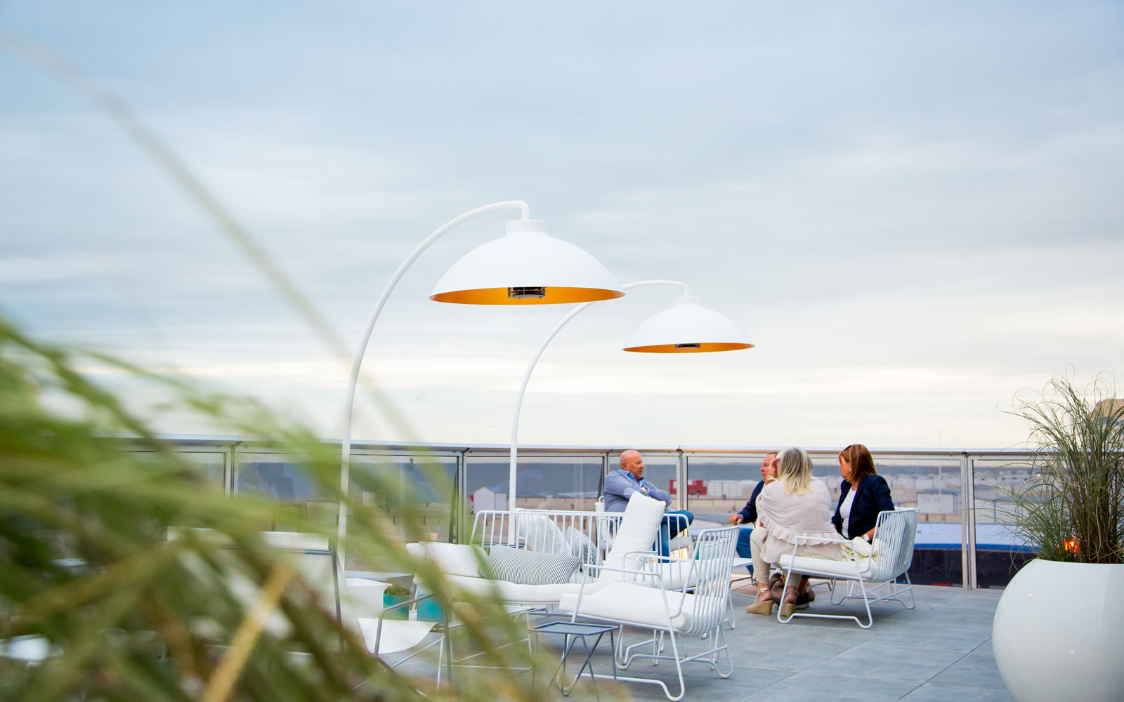 Special | Tuinverlichting | Heatsail | Flos | Maretti Lighting | Rainforest Lighting