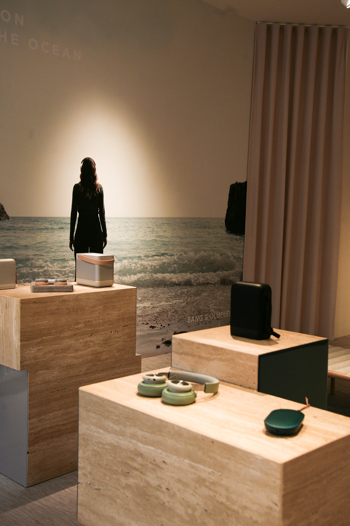 Pop-up store bang & Olufsen Amsterdam