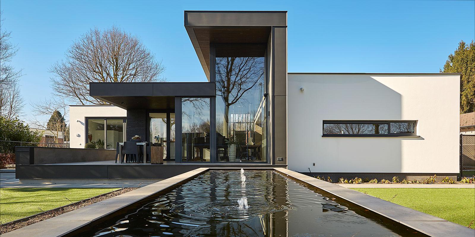 Moderne bungalow | Leenders Architecten & Ingenieurs