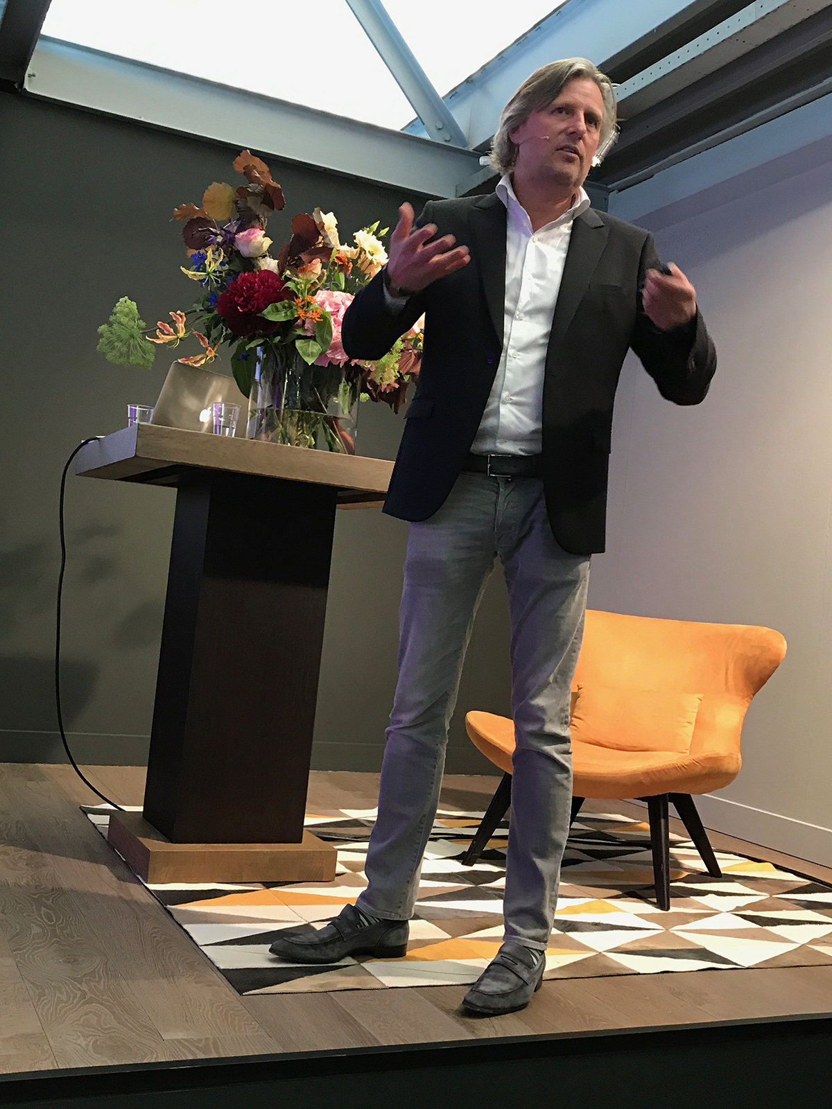 ETC Consumentendag, Interieurontwerper Eric Kant, The Art of Living, blog Leem Wonen
