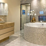 wellness, exclusieve badkamer, Cleopatra, The Art of Living, whirlpool