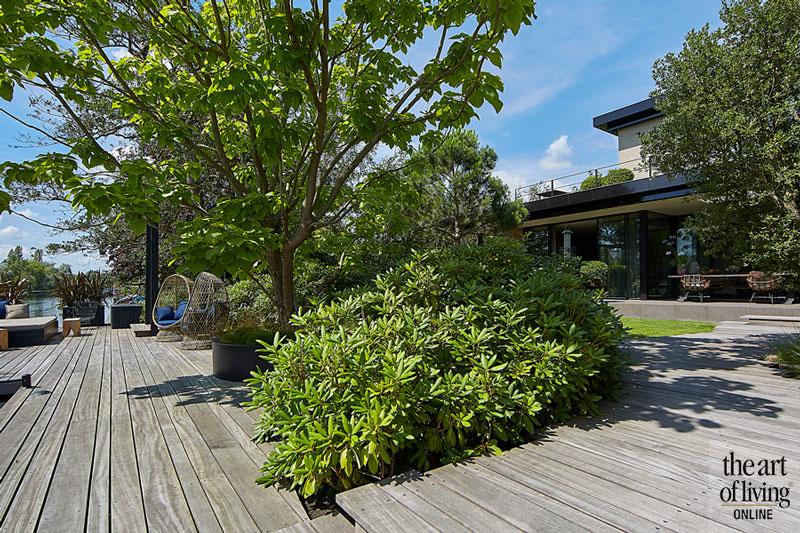 Tuin, Tuinen, Terras, Mediterrane tuin, Vosselman tuinen, Exclusief, The Art of Living Online