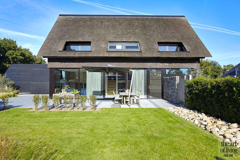 Tuin, Tuinen, Terras, Villa, Exclusief, Moderne villa, Florera, The Art of Living Online