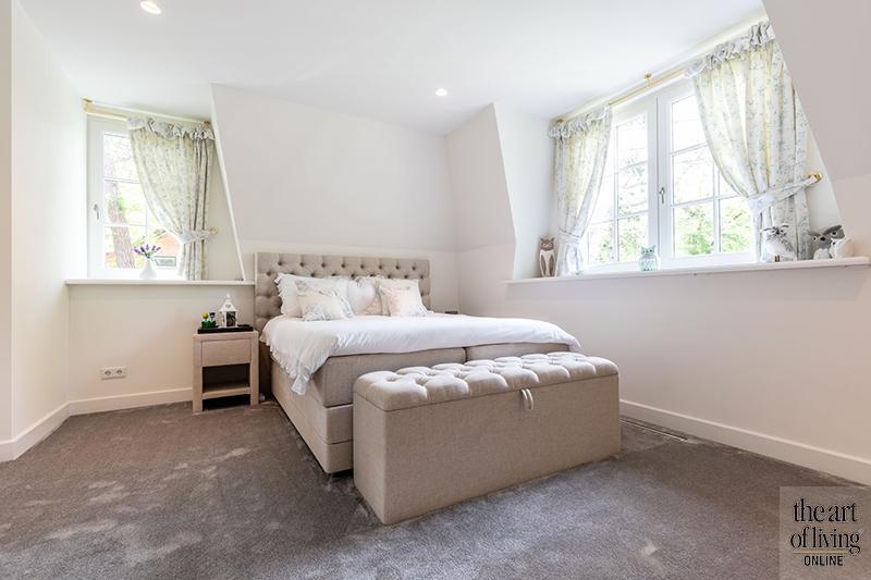 Klassiek-Landelijke slaapkamer door Architectenbureau Atelier 3 via ...