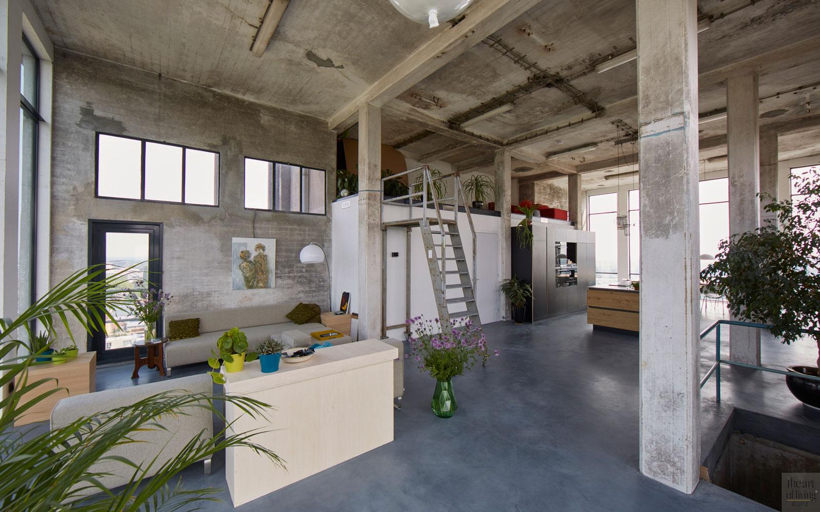 Woonkamer Met Beton : Betonvloer woonkamer betonvloer in huis standaard beton design