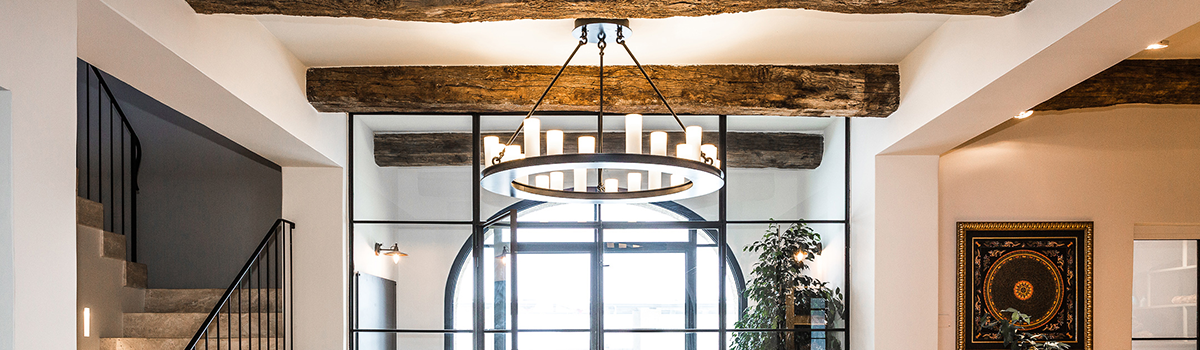 Maretti Lighting interieurproject Mandali Retreat Center