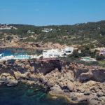 Ibiza villa, Yolanthe en Wesley Sneijder, Ibiza, Te huur, Villa, Luxe, High-end, Ibiza stijl, Uitzicht, Zeezicht, Zee