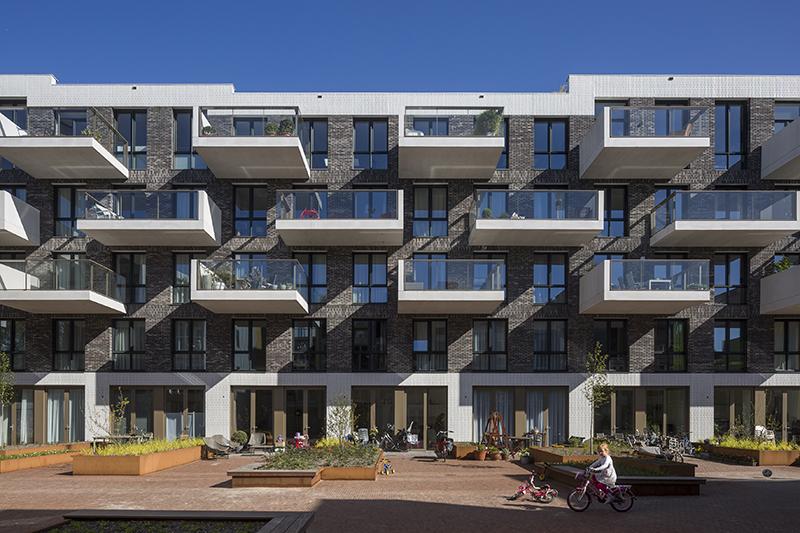 World Architecture Festival, Wiener, Housing, Woningen, Appartementen