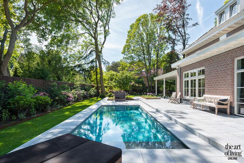 Zwembad, Zwembaden, Pool, swimming pool, zwembadontwerp, Compass Pools, The Art of Living