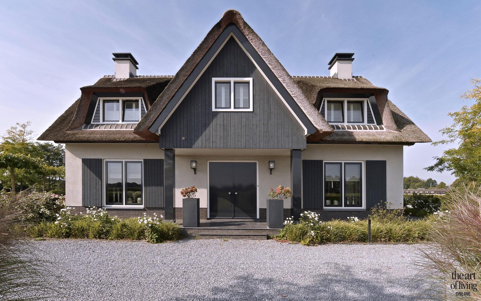 Farmhouse Keuken Landelijk : Landelijk boxxis architecten the art of living nl