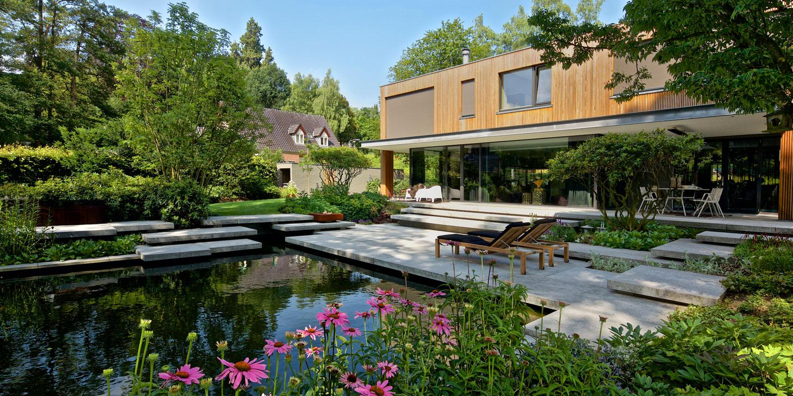 zwemvijver, jaap sterk, tuinaanleg, zwemvijver aanleggen, tuinontwerp, the art of living