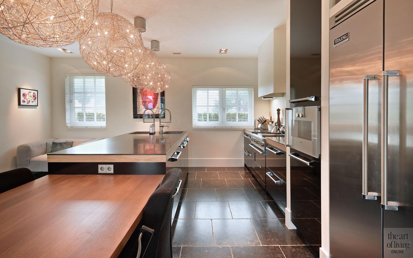 Een Stalen Deur : Villa in boederijstijl stalendeurenhuys keuken the art of