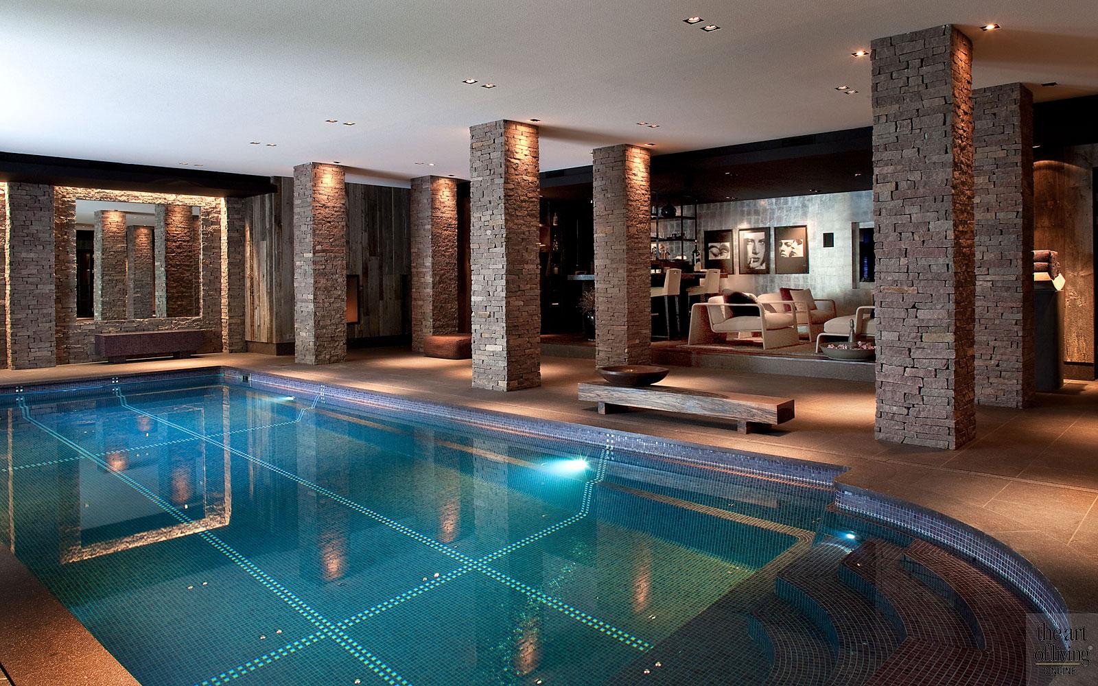 De meest luxe zwembaden the art of living nl