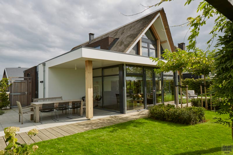 Moderne Villa, Marco van Veldhuizen, Studio Marco van Veldhuizen, the art of living, villa, exclusief, modern, modern design,