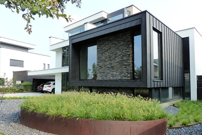 Bureau IN, Moderne Droomvilla