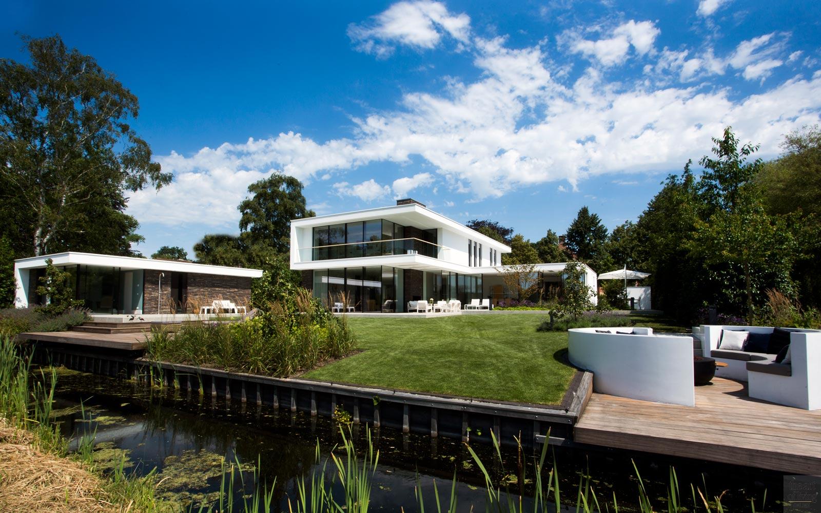 5 X Exclusieve Moderne Villa The Art Of Living Nl