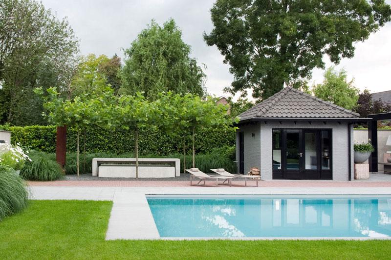 luxe zwemvijver, jaap sterk, tuinaanleg, the art of living