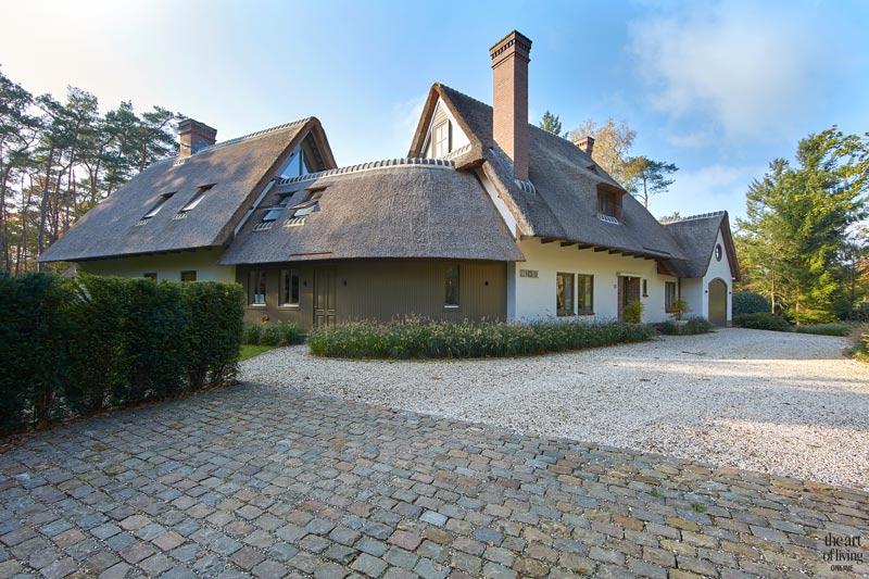 Villabouw in landelijke stijl, Landelijk huis, Villa, Landelijke villa, Villa Waalre, The Art of Living