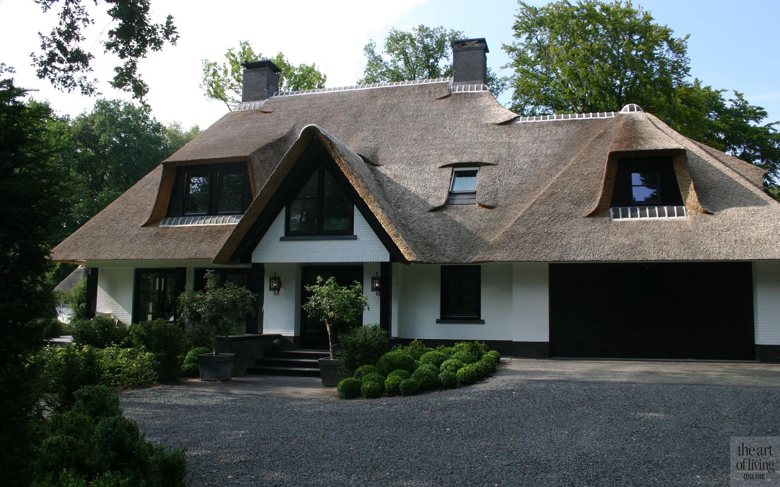 Villabouw in landelijke stijl, Landelijke Villa, Leeflang Architectuur, The art of living, landelijke villa, villa, exclusief