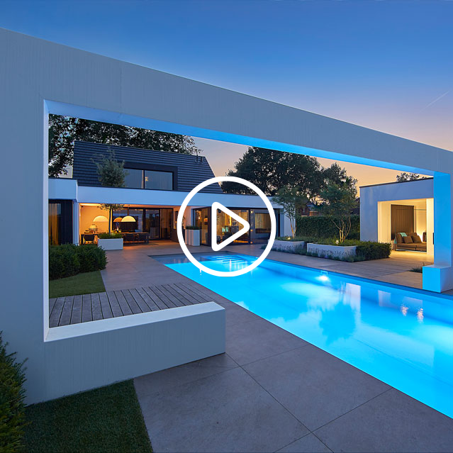 rmr interieurbouw, marbella villa, moderne villa, the art of living online