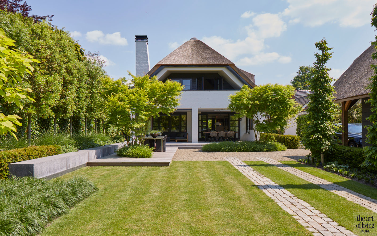 villa in landelijke stijl, landelijke villa, villa delphia, landelijk wonen, landelijke stijl, the art of living