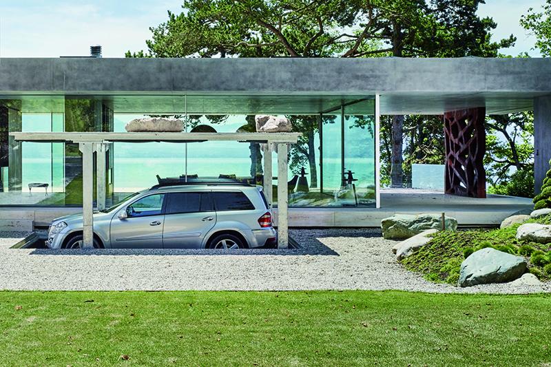 CARDOK, The secret car park, autolift, lift, auto's, mercedes, porche, volvo, automatisch