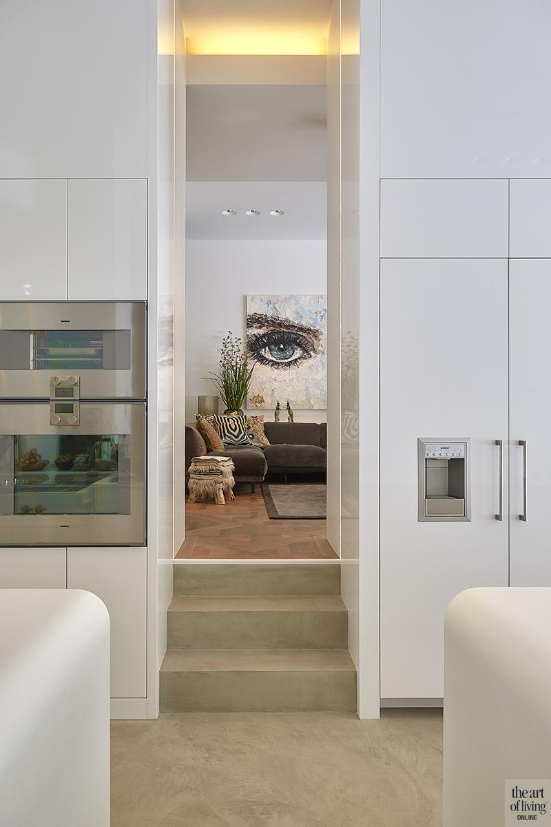 Strak, modern, keukens, Hekker interieurbouw, Bart van Wijk, the art of living