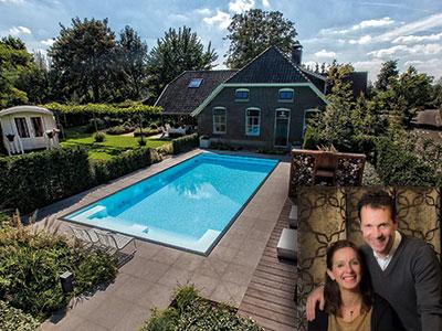Ambiance, wellness, zwembad, spa, bouwkundig zwembad, the art of living