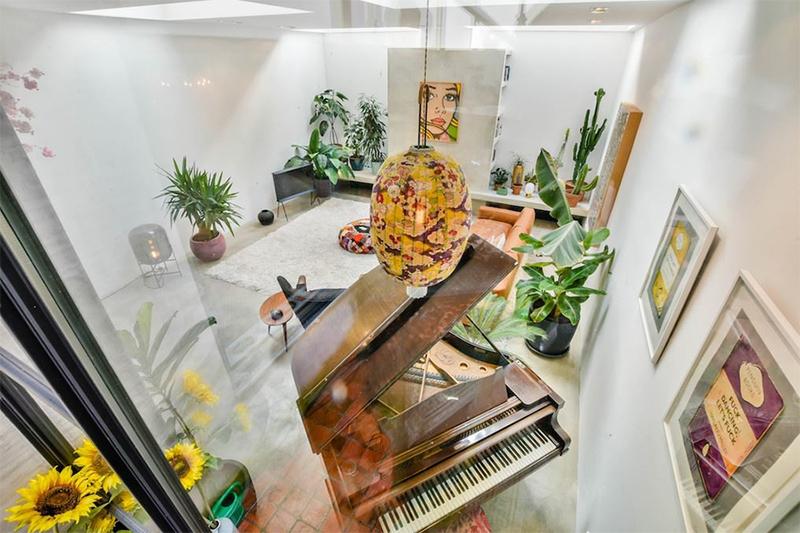binnenkijken, woning, carice van houten, the art of living, benedenhuis