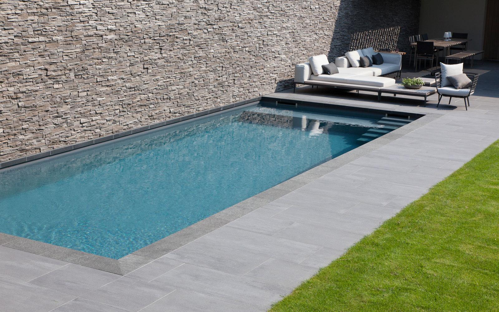 buitenzwembad aan huis, ambiance premium wellness, ambiance, zwembaden, buitenzwembad