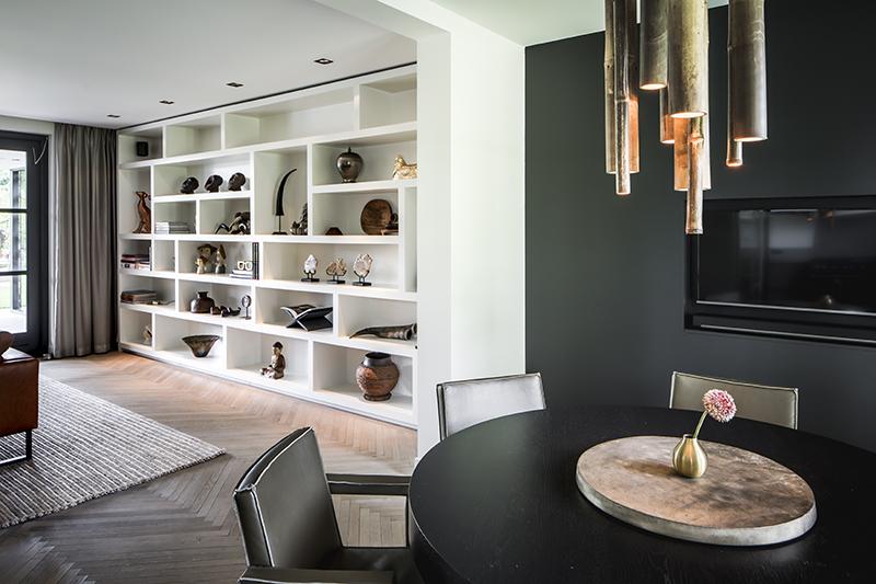 Luxe Interieur Ontwerp : Luxe woonkamer interieur studio robin sluijzer the art of living