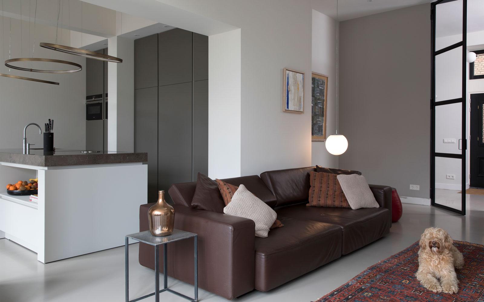 Verblijf voor euro p p per nacht in dit stijlvolle appartement