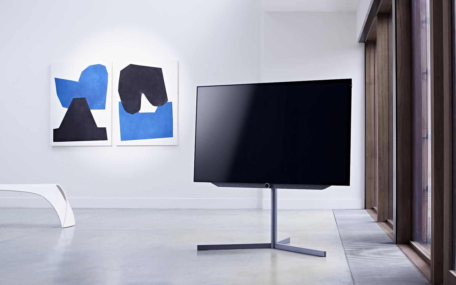 Loewe Bild 7 televisie