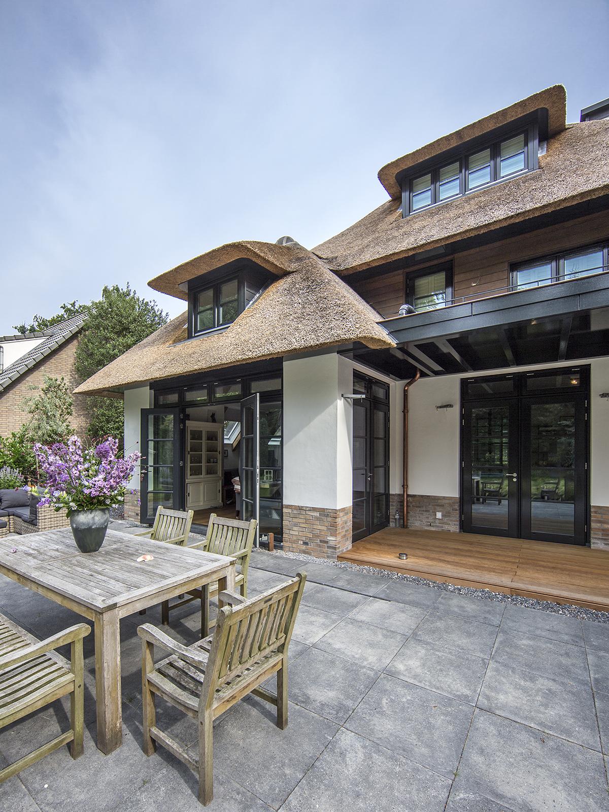 Denoldervleugels - Landelijke villa