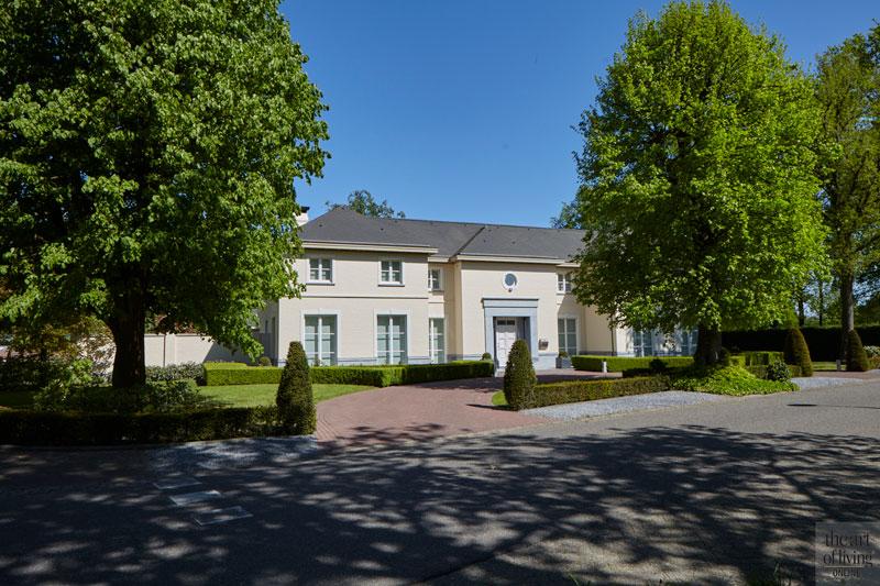 marmeren villa, top 5 klassieke villa's, the art of living, Rob Zeelen