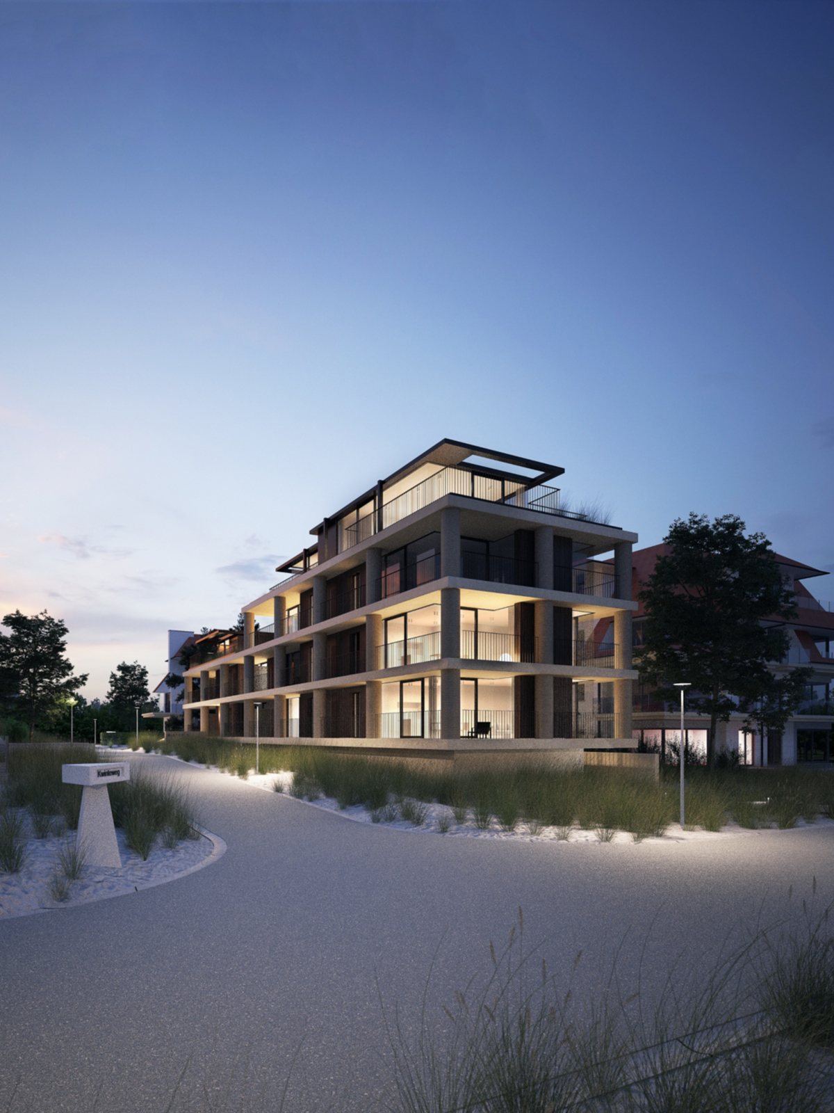 Rietveldprojects, architectuur, architecten, modern, strak