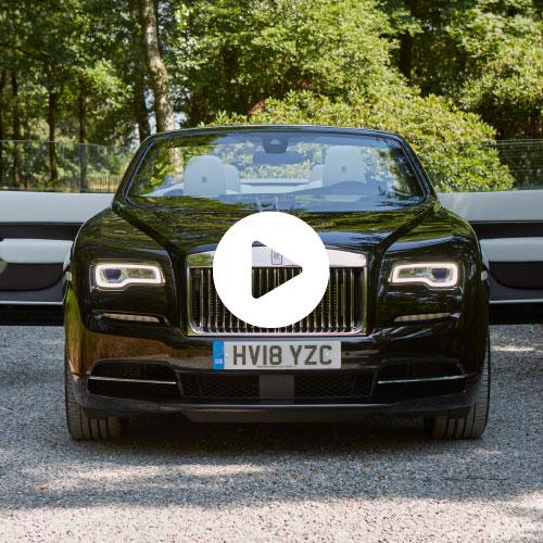 Rolls Royce Dawn, video, auto, luxe auto, testrit rolls royce, the art of living