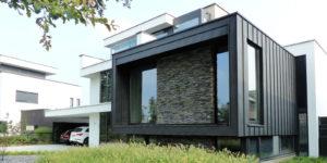 Bureau IN, Moderne Droomvilla, Exterieur, Vooraanzicht