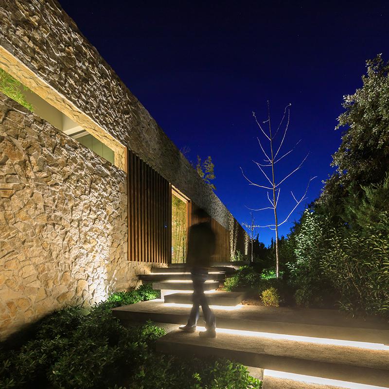 exterieur-villa-maretti-lighting-verlichting in het hoger segment