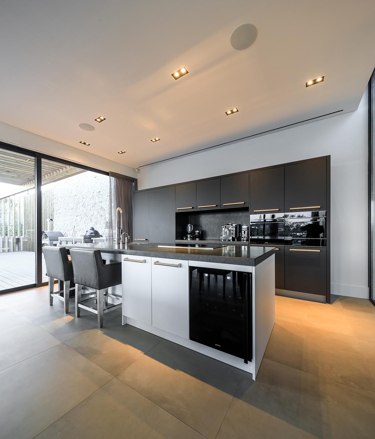 Keuken verlichting - villa-maretti-lighting-verlichting in het hoger segment