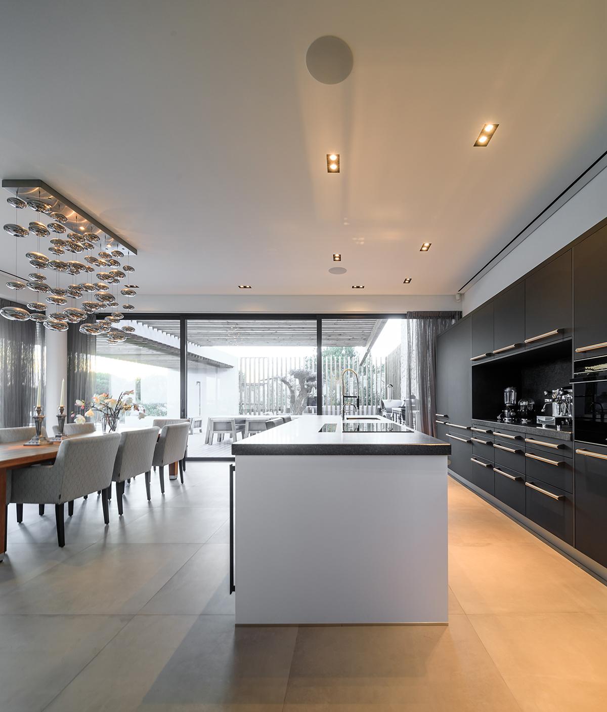 keuken verlichting villa maretti lighting verlichting in het hoger segment