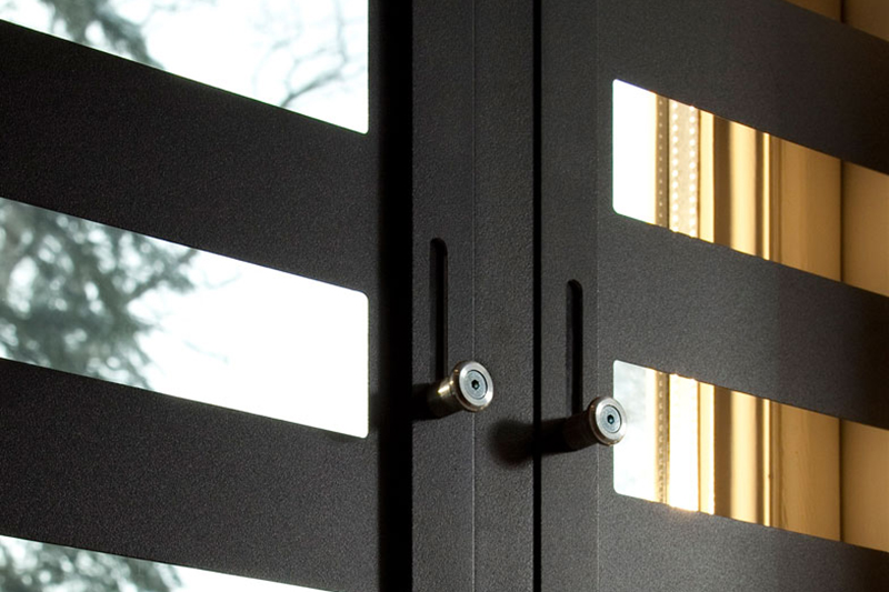 Unilux, Raamdecoratie, Aluminium