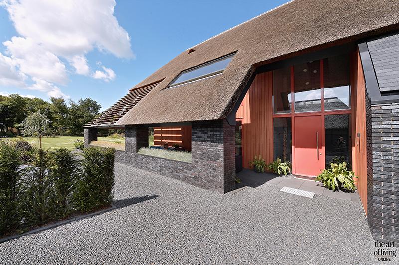 Eigentijdse schuurwoning bureau aap the art of living nl
