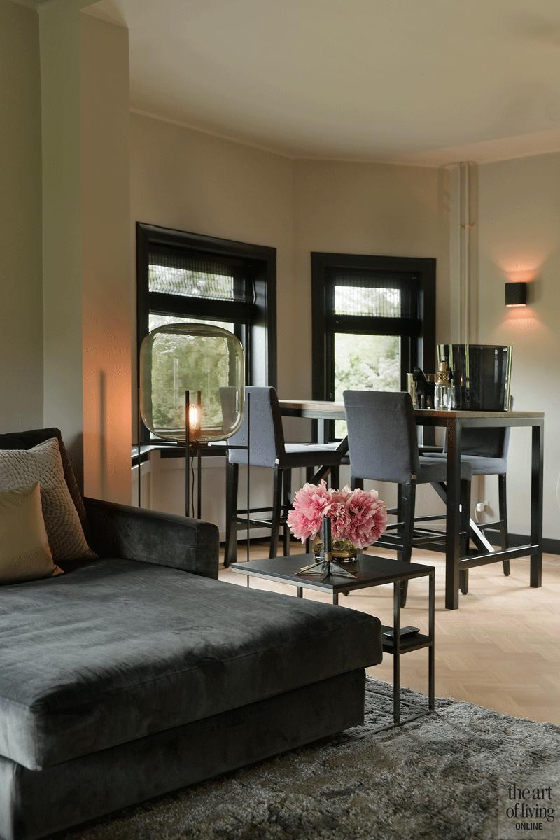 luxe woonkeuken, rmr interieurbouw, luxe woonkamer, interieur
