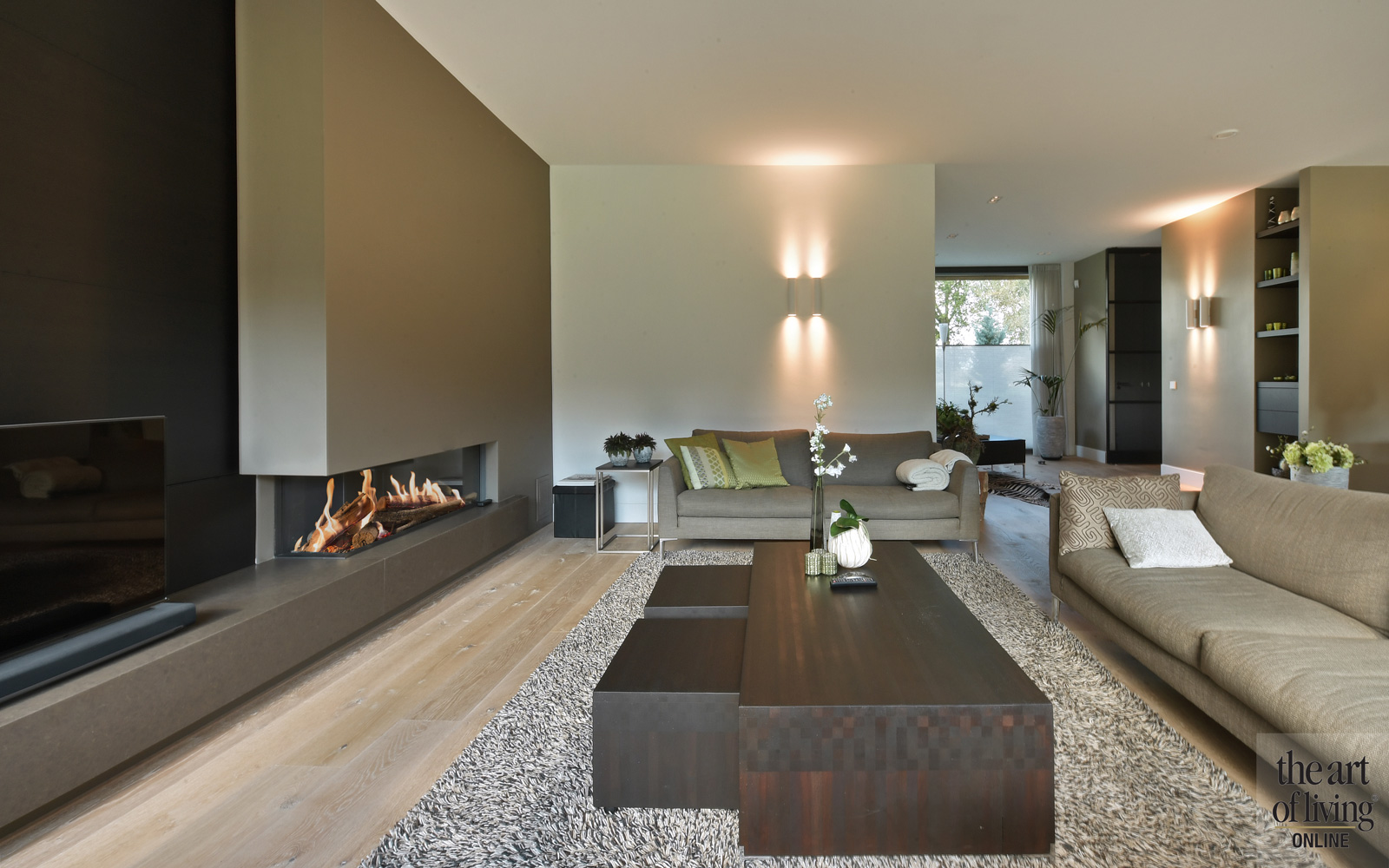 Het Fundament Architectuur, the art of living, modern interieur, binnenkijker