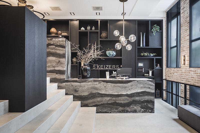 luxueuze kantoorinrichting, kabaz architecten, ontwerpbureau, architectenbureau, the art of living