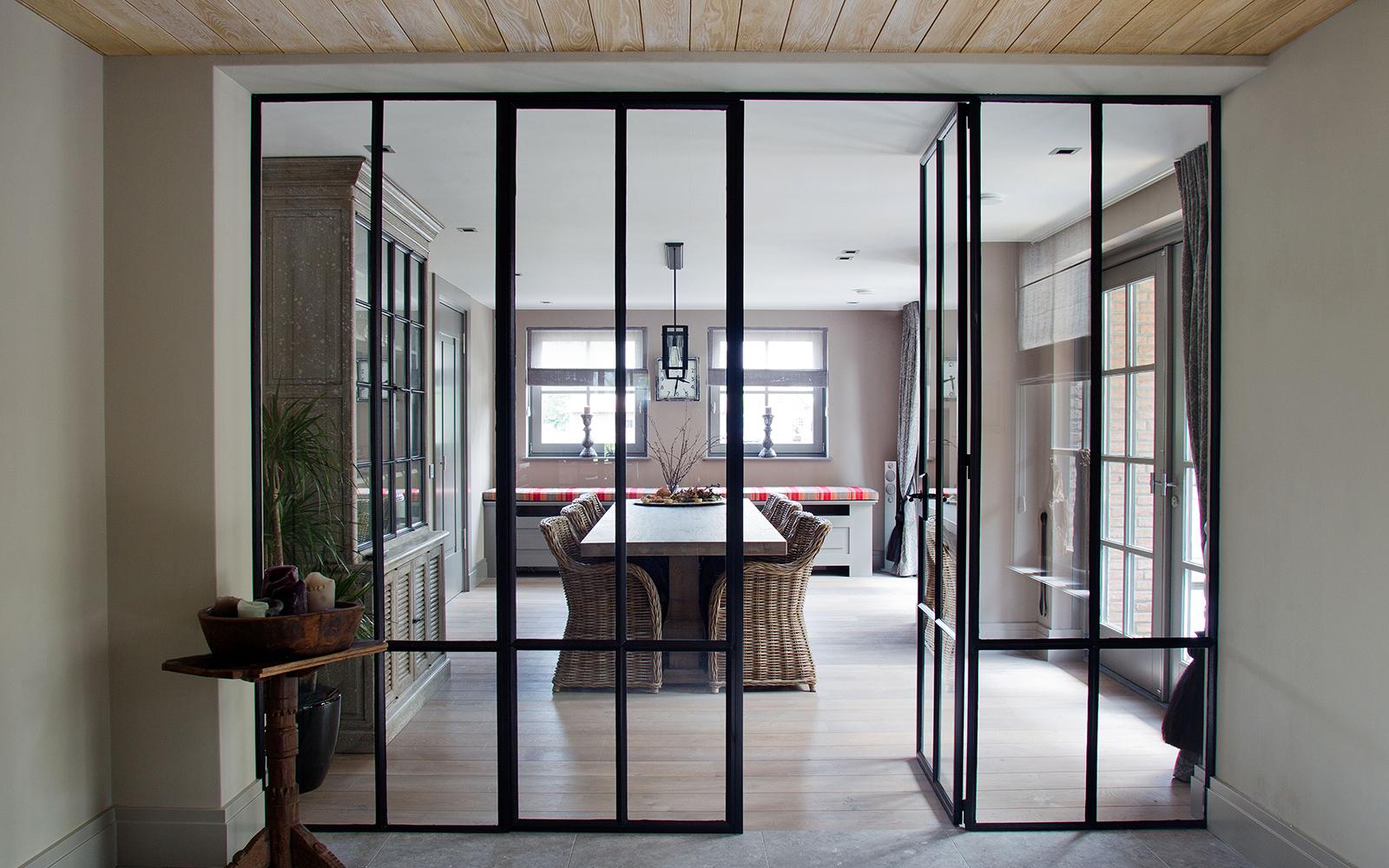 landelijk interieur in het woonhuis interieur landelijke stijl