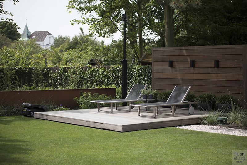 Bijzondere tuin inspiratie, Studio Redd, the art of living