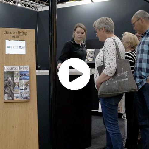 Beurs Eigen Huis 2018, woonbeurs, the art of living