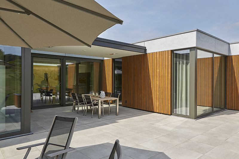 Villa in moderne stijl 3d visie the art of living nl